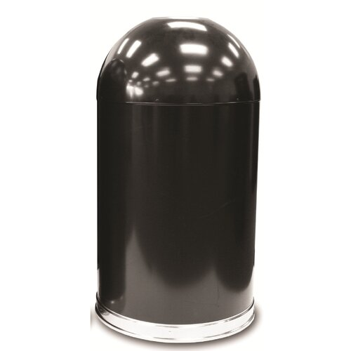 "Witt 34"" Dome Top Waste Receptacle"