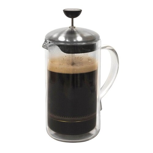 Ecolution Primula 8 Cup Double Wall Coffee Press