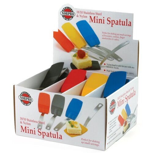 Assorted Mini Spatulas (Set of 36)