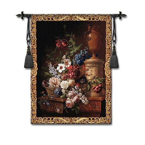 Fine Art Tapestries Fleur Du Siecle Tapestry