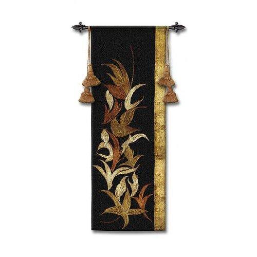 Fine Art Tapestries Black Shinwa I Tapestry