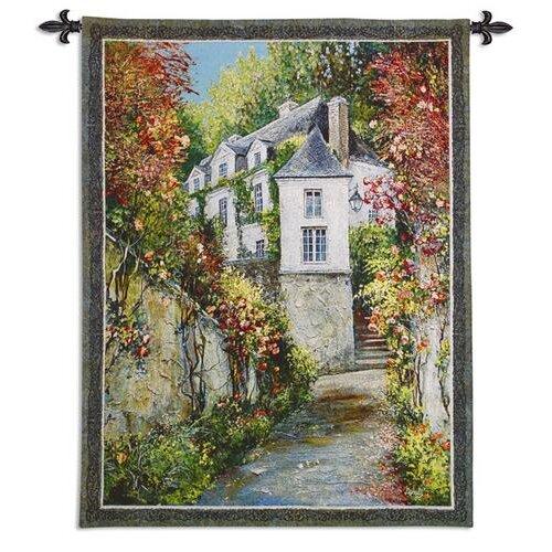 Fine Art Tapestries Regency House BW Tapestry