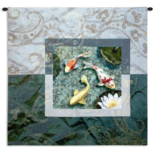 Fine Art Tapestries Flirtation Tapestry