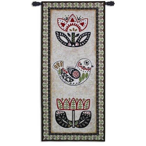 Fine Art Tapestries Folk Song Tapestry