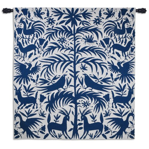 Fine Art Tapestries Otomi Royal Tapestry