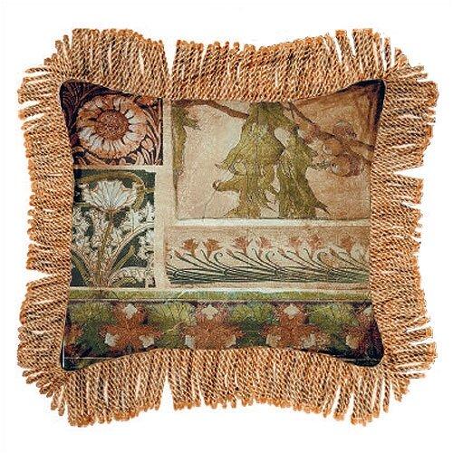 Arts & Crafts IV Pillow - Liz Jardine