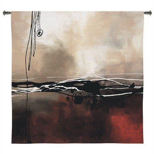 Fine Art Tapestries Abstract Symphony I Tapestry