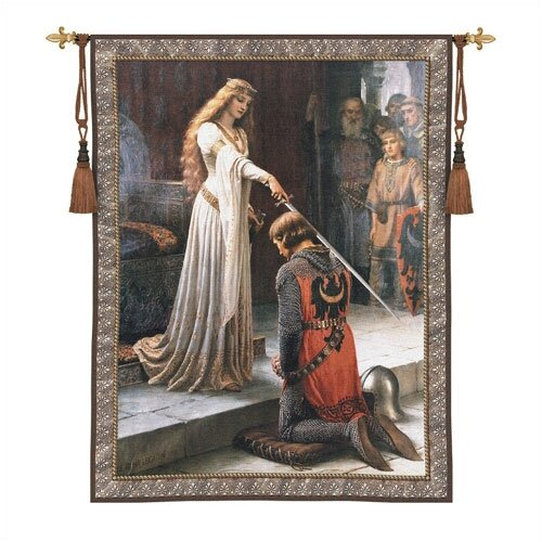 Fine Art Tapestries Still Life The Accolade Tapestry