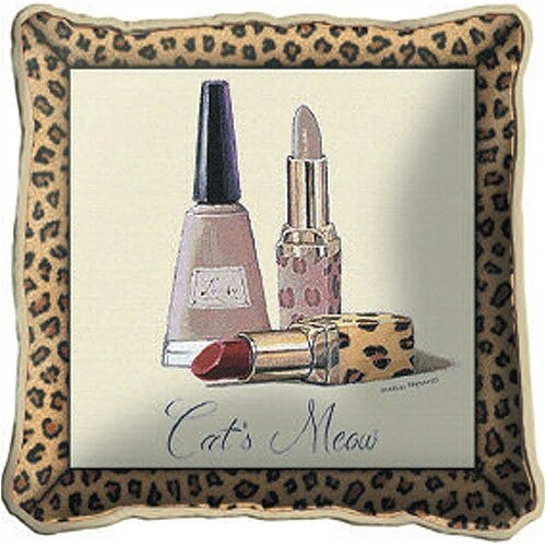 Cats Meow Pillow
