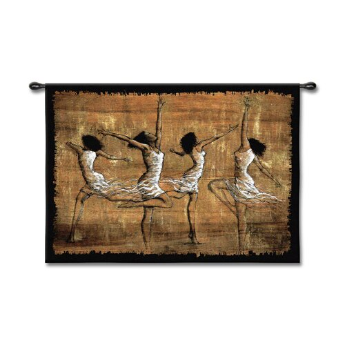 Fine Art Tapestries Classical Rejoice by Stewart Tapestry