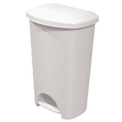 Sterilite 11-Gal. Step-On Wastebasket