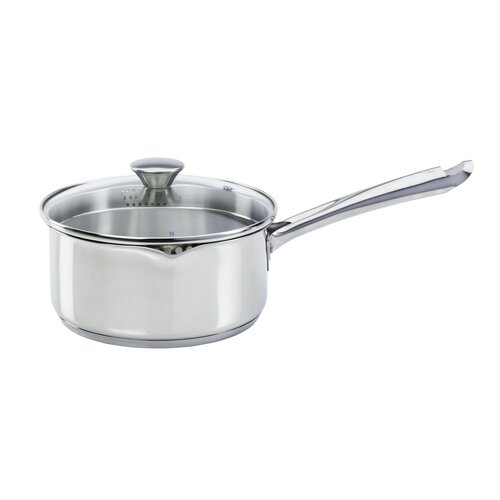 Cook and Strain 1.5-qt Saucepan with Lid