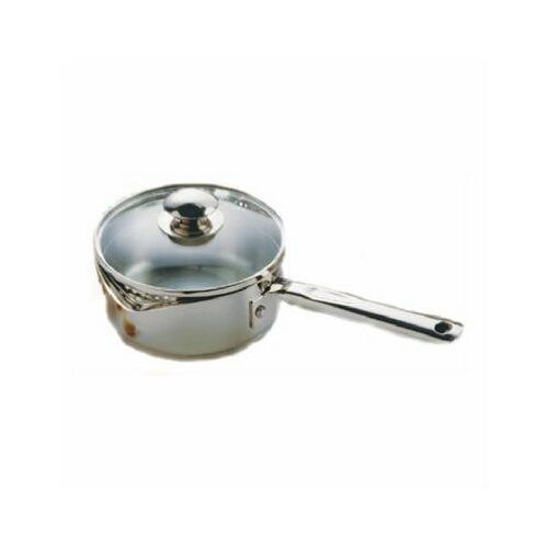 Cook and Strain 3-qt. Saucepan with Lid