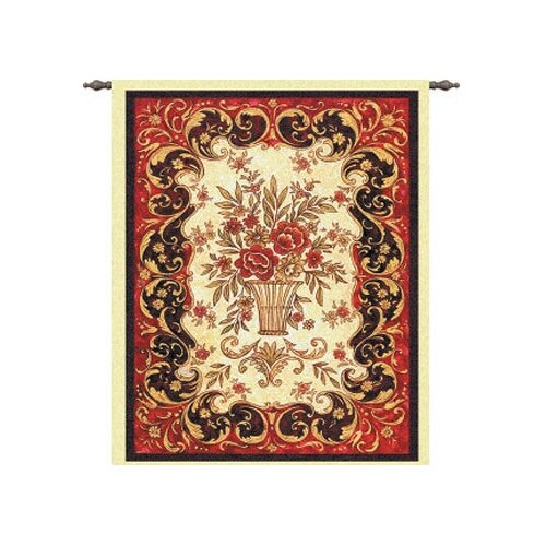 Pure Country Weavers Floral Tapestry