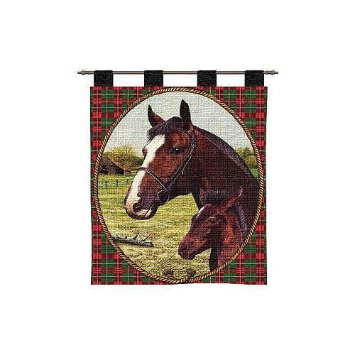 Pure Country Weavers Cheval Tapestry