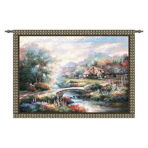 Pure Country Weavers Country Bridge Tapestry