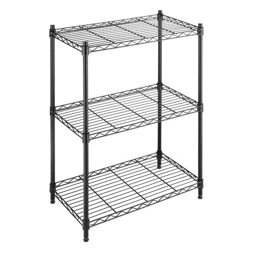 "Whitmor, Inc Supreme Small 3 Tier 29.9"" Bookcase"