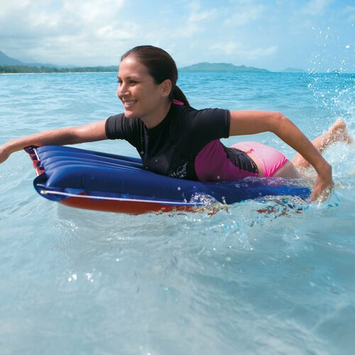 Canvas Surf Rider Pool Mat