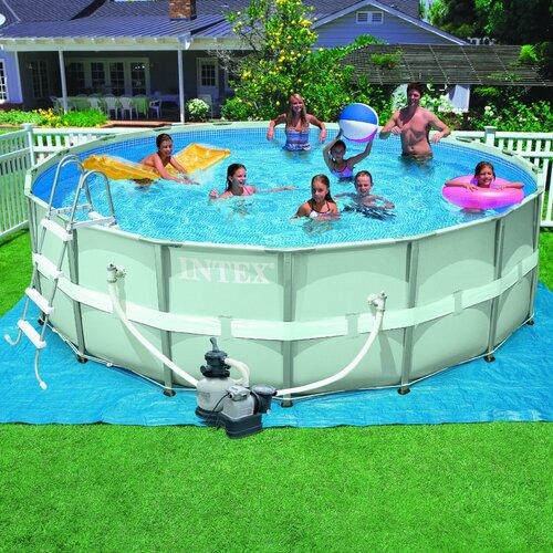 Round 48 Deep Ultra Frame Pool Wayfair