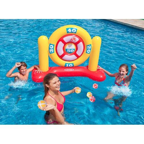 Ball-Dartz Pool Game