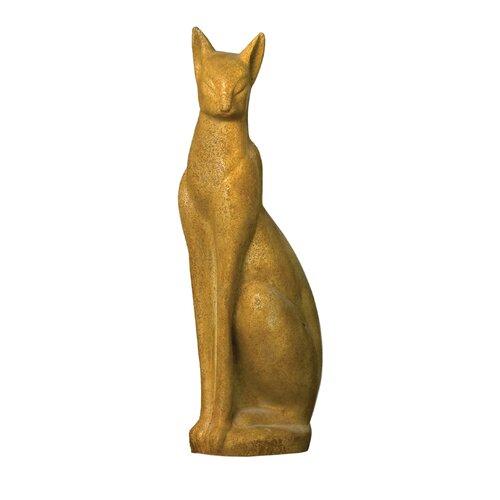 OrlandiStatuary Animals Classy Cat Statue