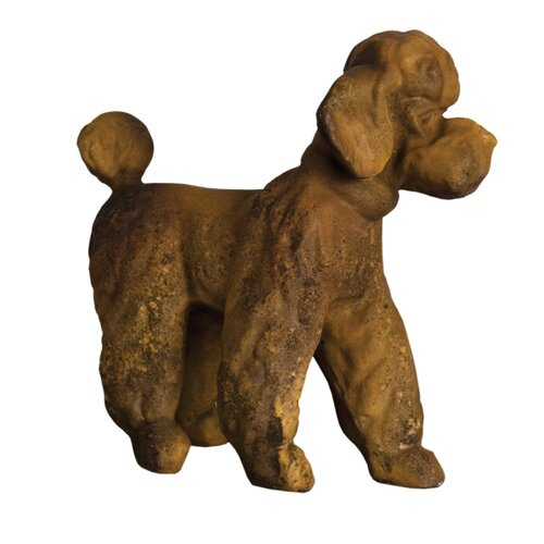 Animals Poodle Fancy Statue