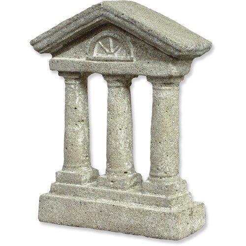 OrlandiStatuary Roman Three Column Statue