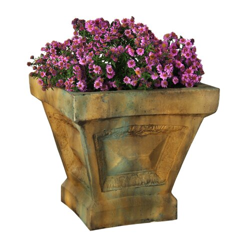 Grand Avenue Square Pot Planter