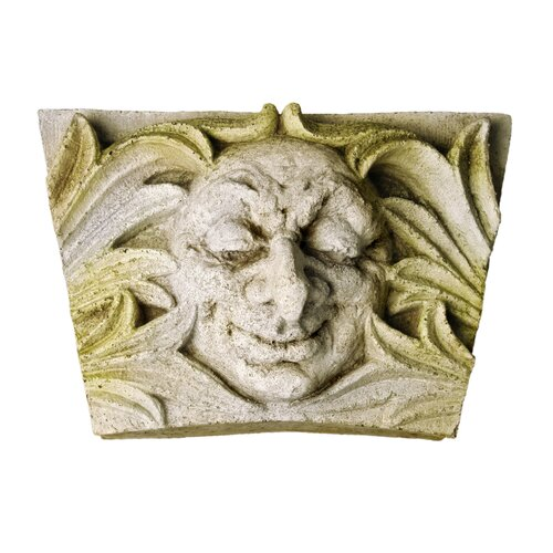 OrlandiStatuary Ugly Man Mask Wall Decor