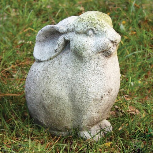 Animals Rabbit Friend Statue