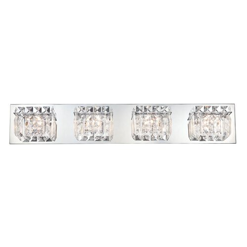 Alico Crown 4 Light Bath Vanity Light
