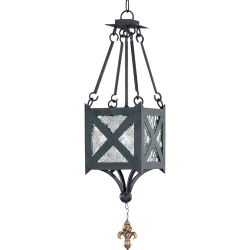 Flambeau Lighting 1 Light Foyer Pendant
