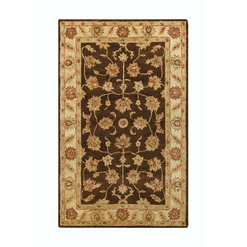 Noble House Golden Brown/Beige Rug