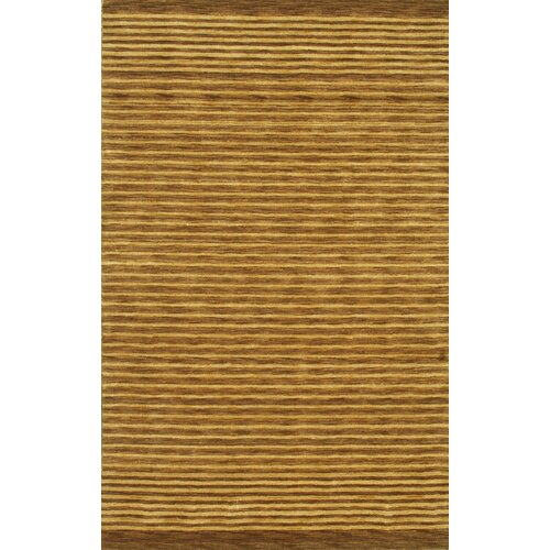Noble House Majestic Gold/Brown Rug