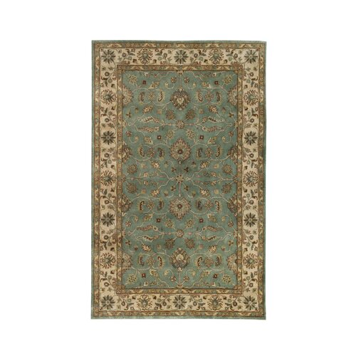 Noble House Vintage Light Blue/Beige Rug