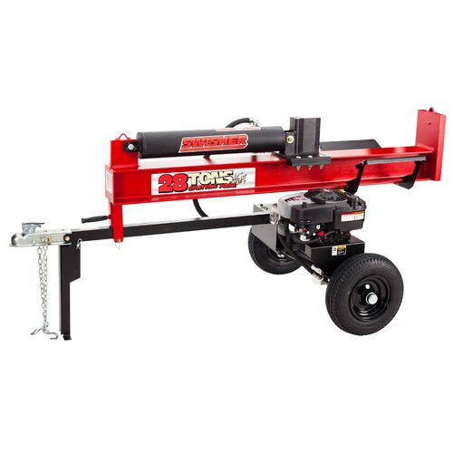Swisher 28 Ton Log Splitter