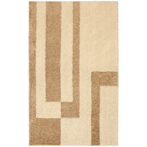 Mohawk Home Loft Shag Prism Apple Butter Rug