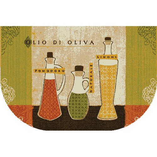 Mohawk Home New Wave Kitchen Toscana Novelty Rug