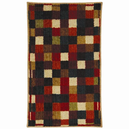Mohawk Home Free Flow Vibrant Blocks Rug