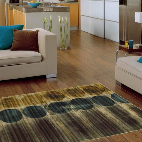 Mohawk Home Strata Blue Moon Rug