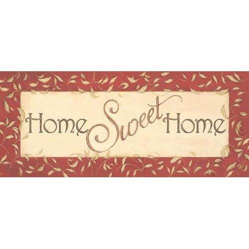 Mohawk Home Comfort Plush Home Sweet Home Doormat