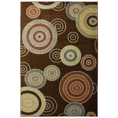 Serenity Multi Jinks Bison Rug