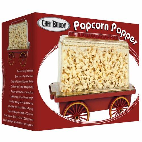 Chef Buddy Popcorn Popper