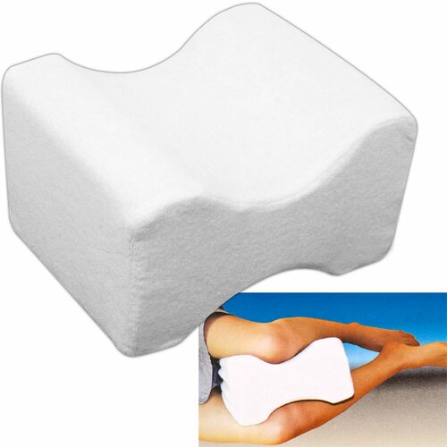 Memory Foam Contoured Leg Pillow