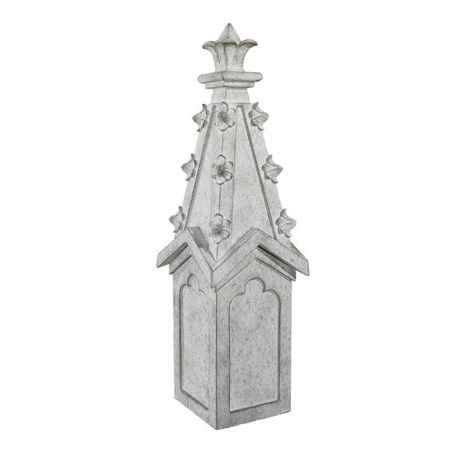 Ornamental Gothic Spire Pinnacle Statue