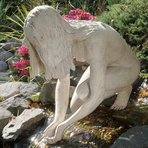 Lady of The Lake Garden Statue