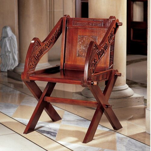 16th Century Glastonbury Arm Chairs