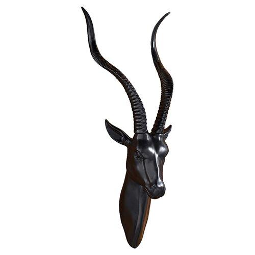 Design Toscano African Antelope Wall Décor
