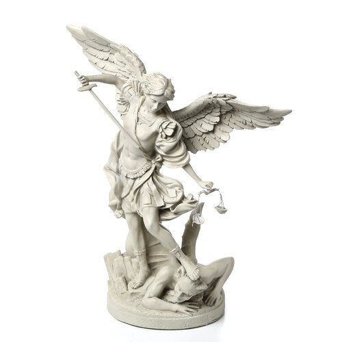 Design Toscano St. Michael the Archangel Gallery Statue