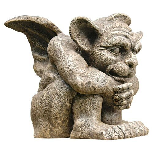 Design Toscano Emmett The Gargoyle Statue u0026 Reviews : Wayfair